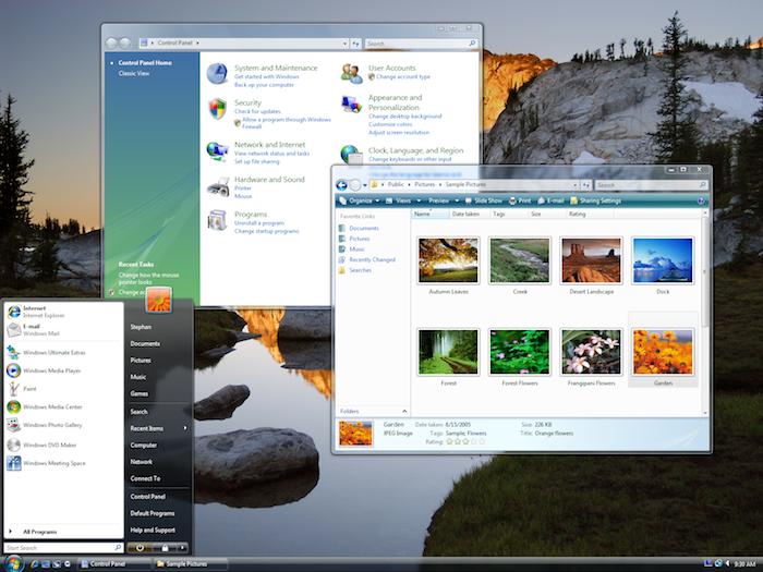 Download Windows Vista ISO Setup files for free