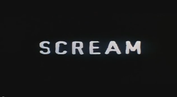 Charley-Jo - Horror Films: Semiotics - Scream