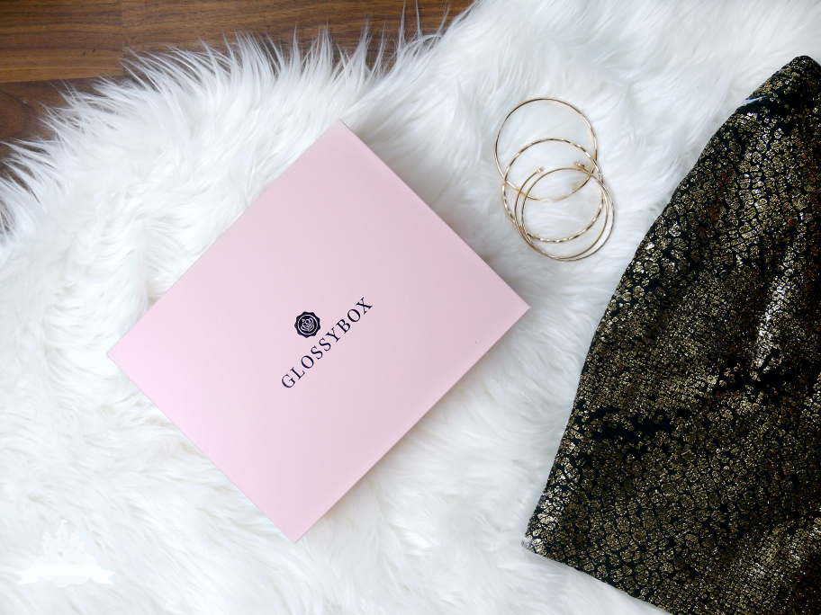 Glossybox Girl's Night Out Edition Dezember 2016 Österreich