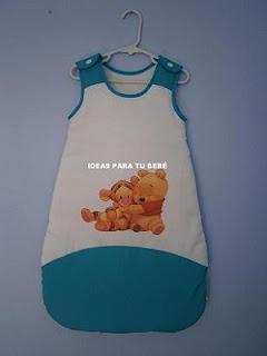 Saco de dormir baby pooh