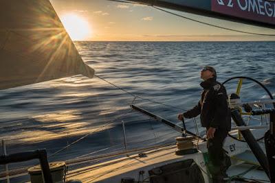 Brunel ferme la marche sur la Volvo Ocean Race