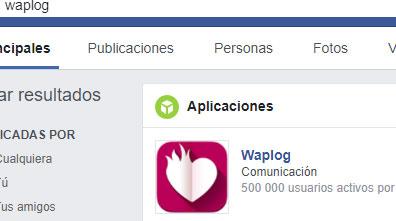 conocer gente por el facebook