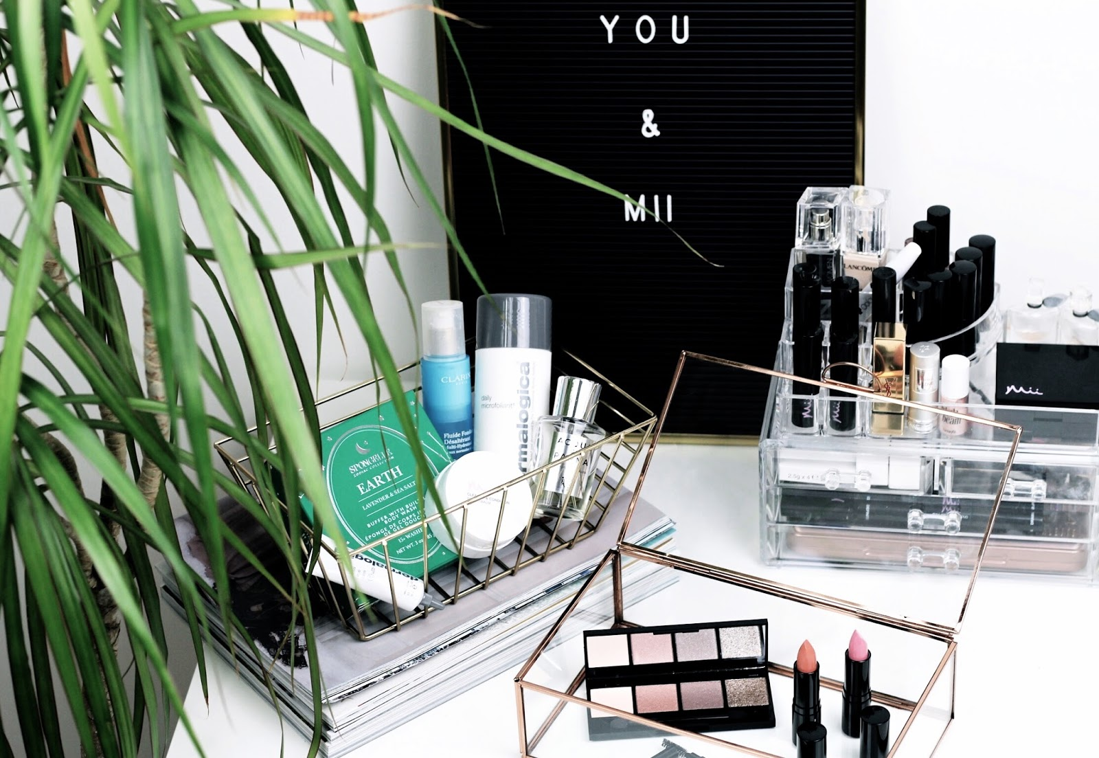 Beauty Blog Favourites Spring 2017