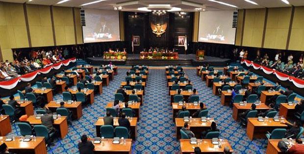 Kekuasaan presiden di bidang legislatif