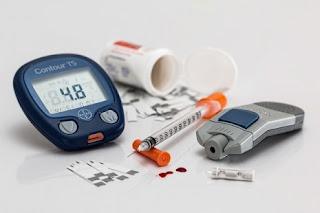 مرض السكري الة قياس السكر بالدم diabète
