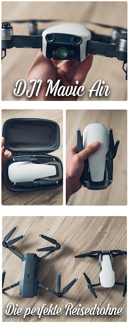 DJI Mavic Air  Die perfekte Reisedrohne  Mavic-Air-Test  Gear-Review Mavic-Air