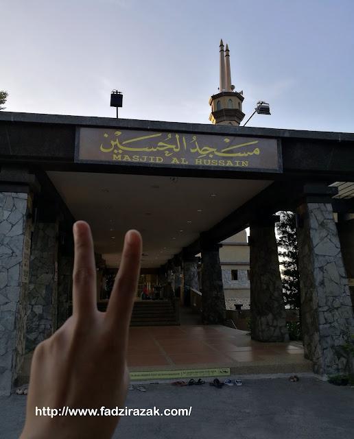 Masjid Terapung Al-Hussain