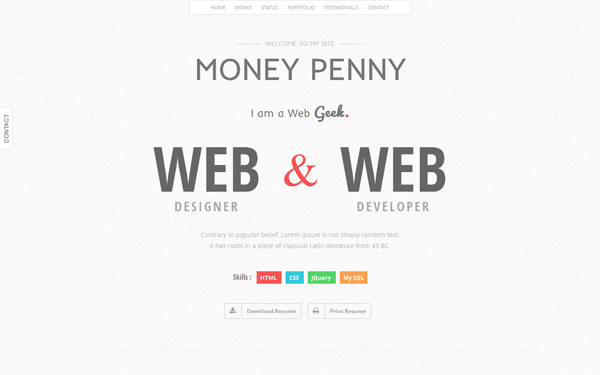 pro - bootstrap themes and templates  money penny
