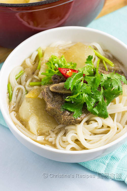 韓式蘿蔔燜牛肋骨 Korean Beef Short Ribs03
