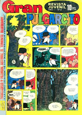 Don Polillo, Gran Pulgarcito nº 41(3 de noviembre de 1969)