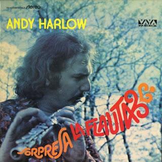 SORPRESA LA FLAUTA - ANDY HARLOW (1972)