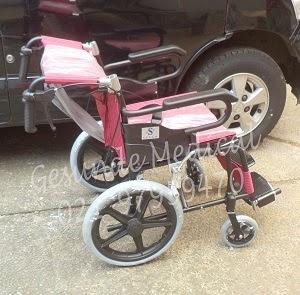 Kursi Roda Anak KY871LB