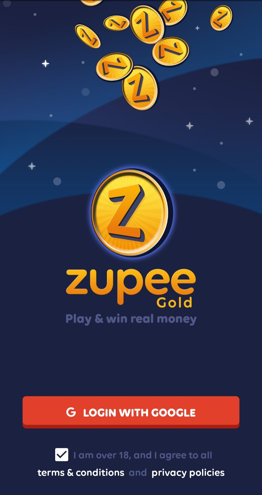Zuppe Gold - Ger Rs  10 On SignUp And Rs  10 On Per Refer