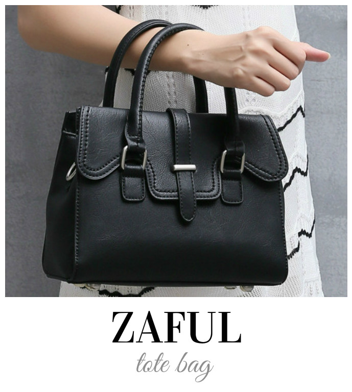 Tote bag by Zaful