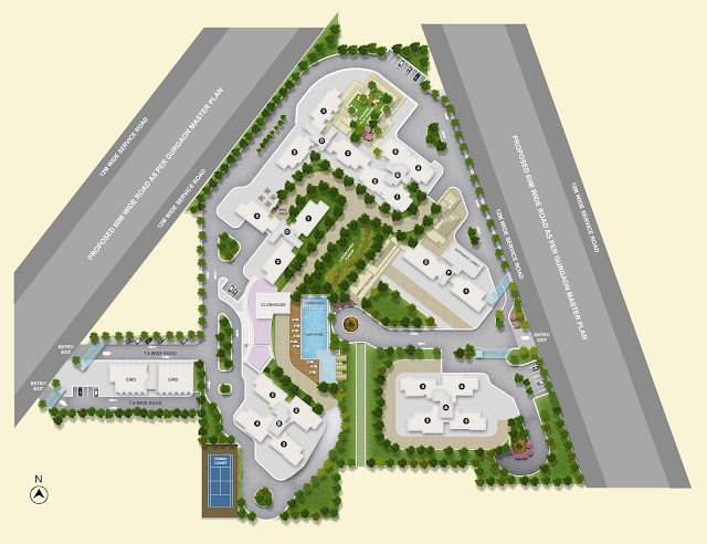 Master Plan - Tata Gurgaon Gateway