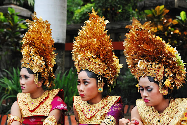 Indonesia Bangli tribe