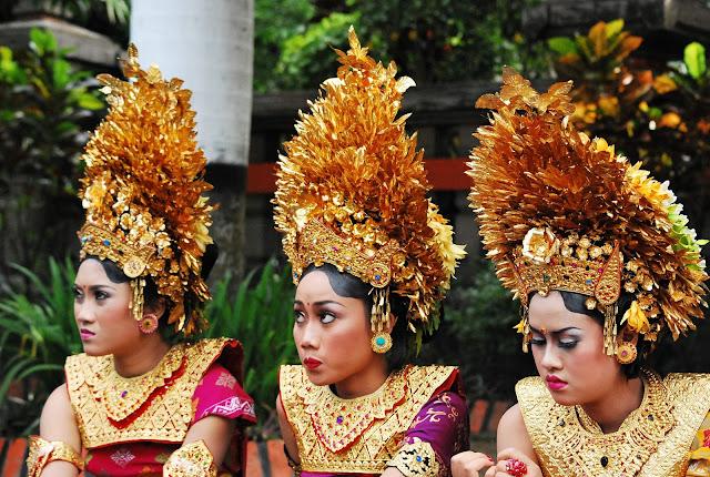 Indonesia Bangli tribe