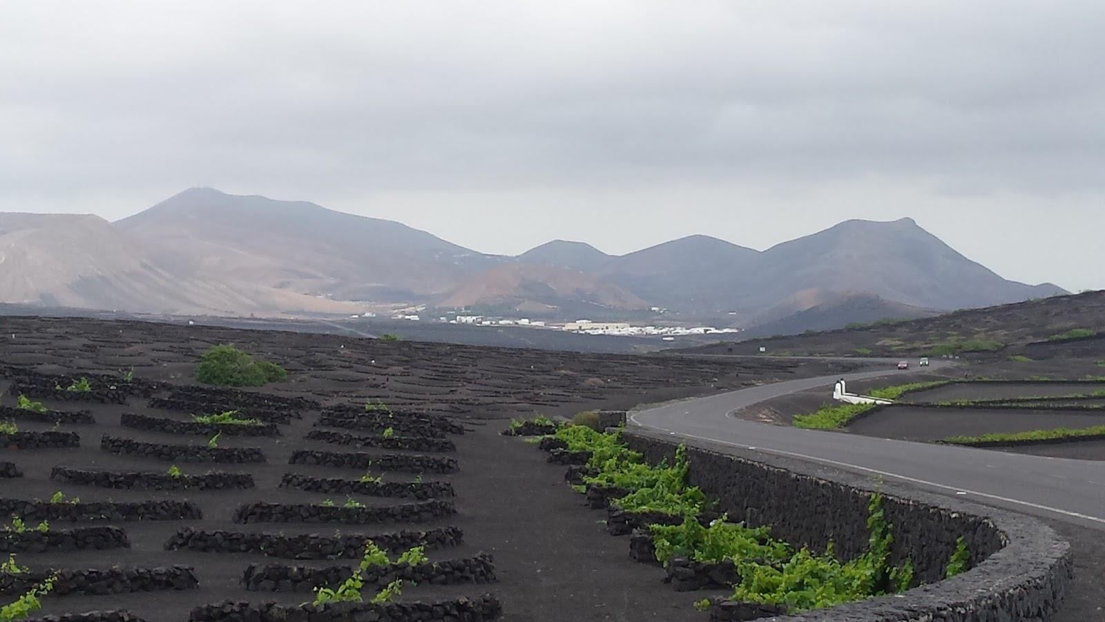 Lanzarote, Geria, wulkan, lawa bazaltowa, Wyspy Kanaryjskie, co zobaczyć na Lanzarote