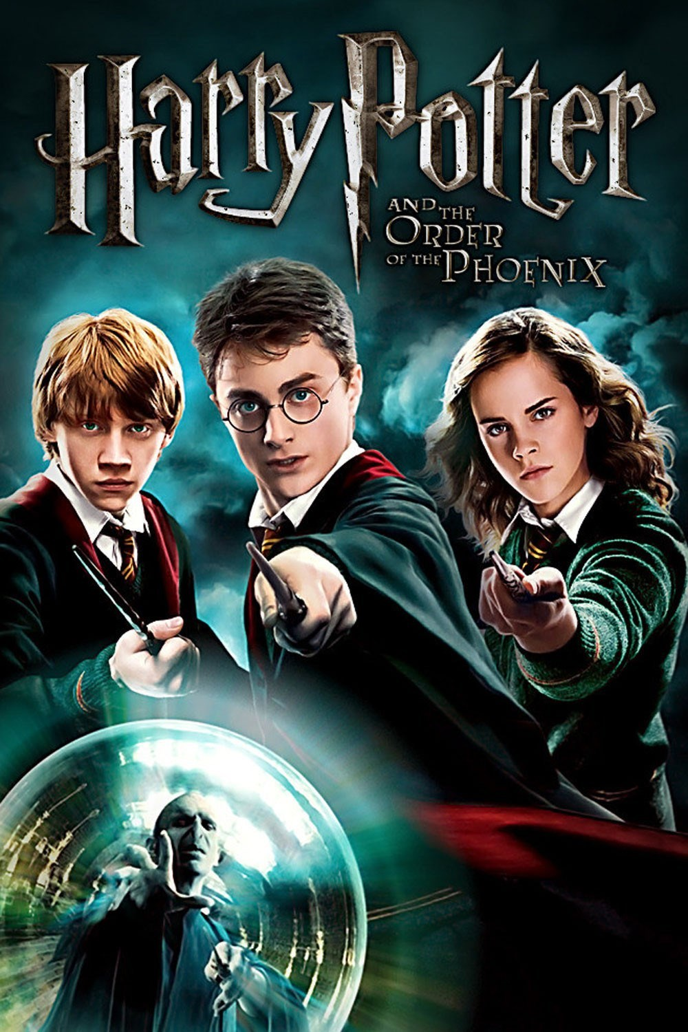 Harry Potter and the Order of the Phoenix 2007 - Full (HD)