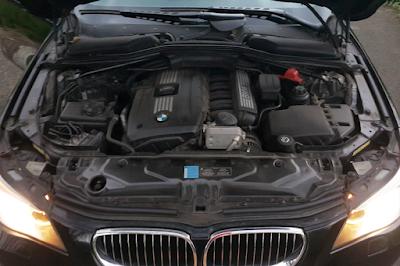 Mesin N52 BMW E60 LCI Facelift