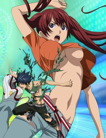 Air Gear: Break on the Sky |03/03 | |Ova| |Mega|