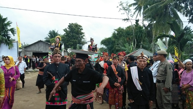 Festival Nyesek Dipersembahkan untuk Dunia