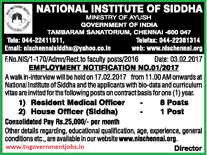 NIS-Chennai-Walkininterivew-for-doctors-notification