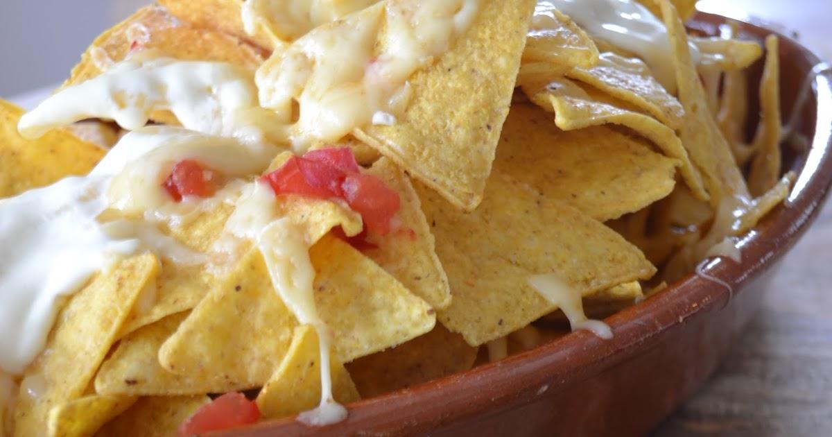 Populair Eet lekker: Nacho's uit de oven met guacamole &LR18