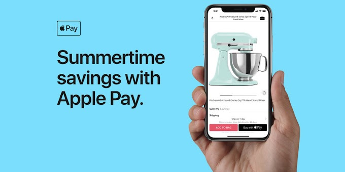 Apple Pay Summertime savings gives you discounts on Fandango, Groupon, StubHub and more
