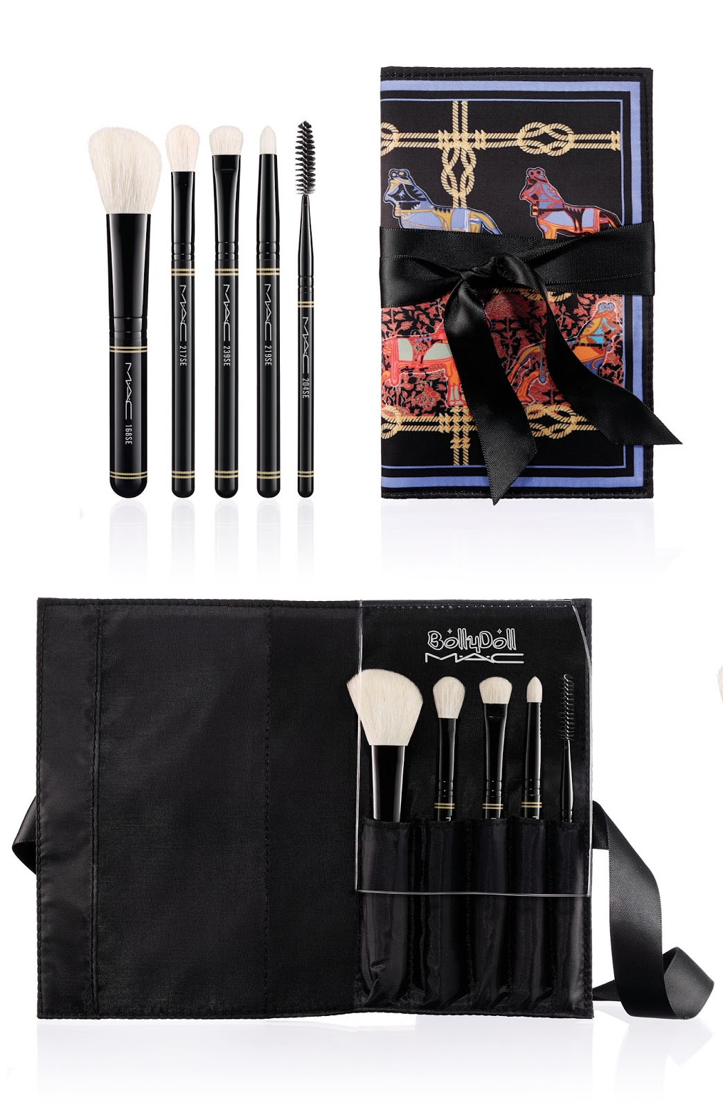 MAC Brush Kit