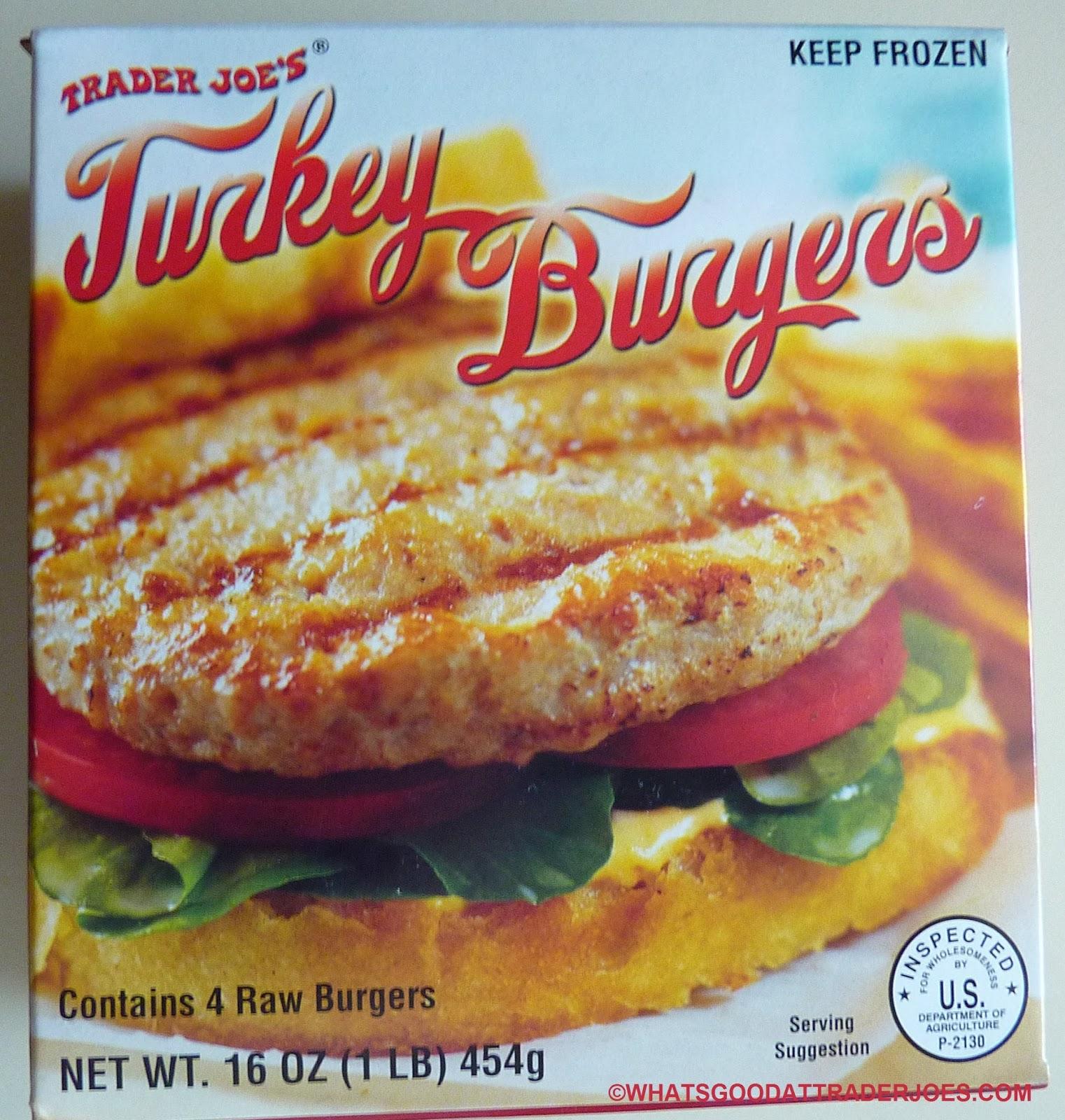 Top Rated Frozen Turkey Burgers