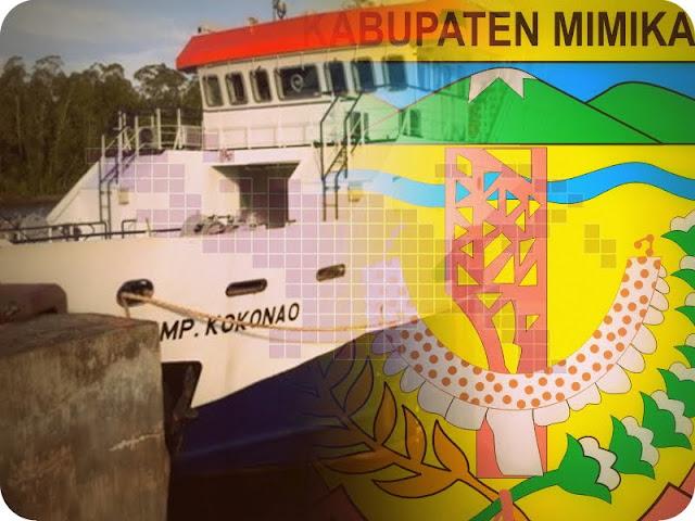 Ini Jadwal dan Rute Pelayaran Kapal Motor Penyeberangan (KMP) Kokonao