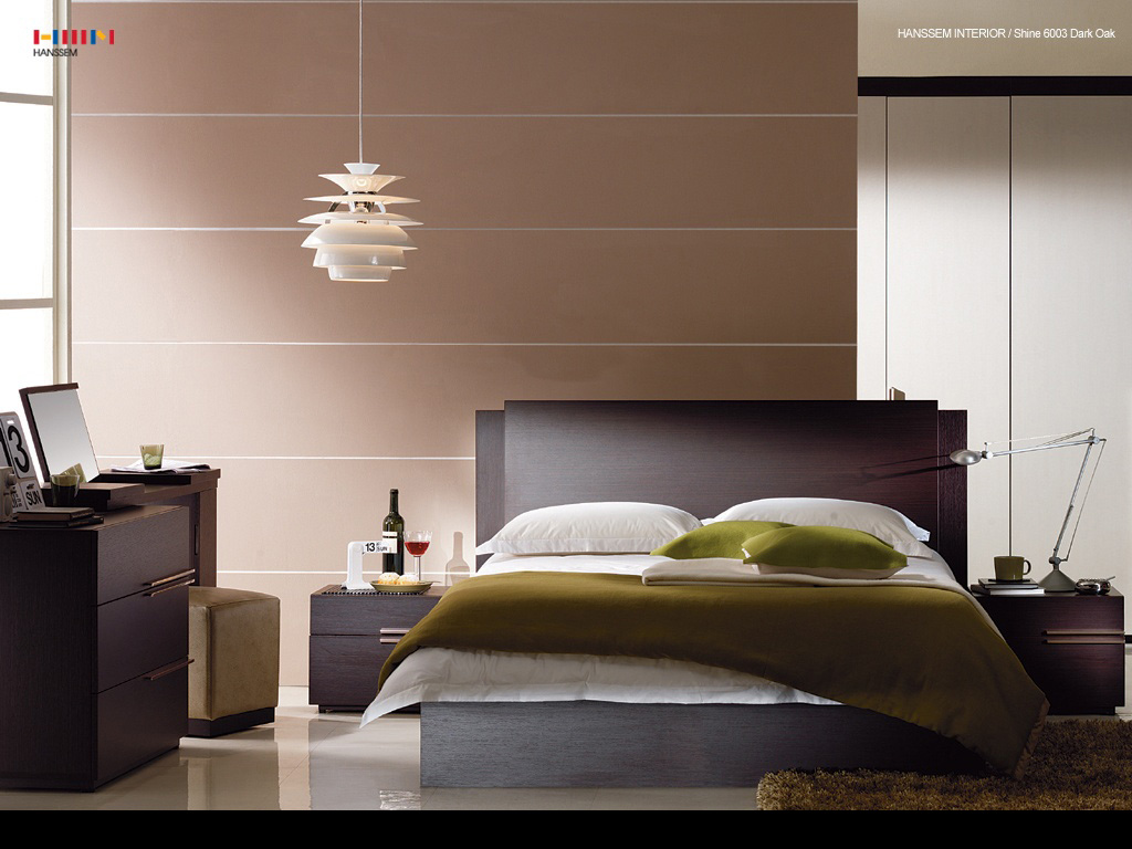 Interior Designs: Bedroom Interiors