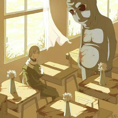 جميع حلقات انمي Ao Oni The Animation  مترجم عدة روابط