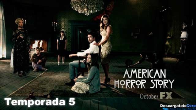 American Horror Story Hotel Temporada 5 Completa Latino