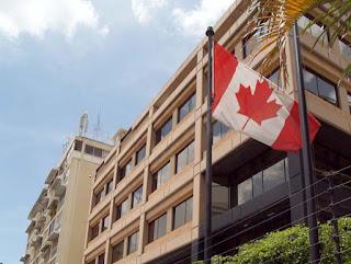 Canadian diplomats