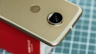 Akses cepat kamera hp android motorola