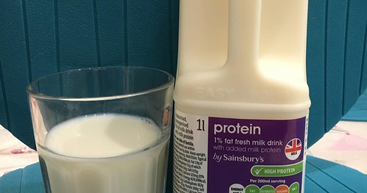 high protein milk