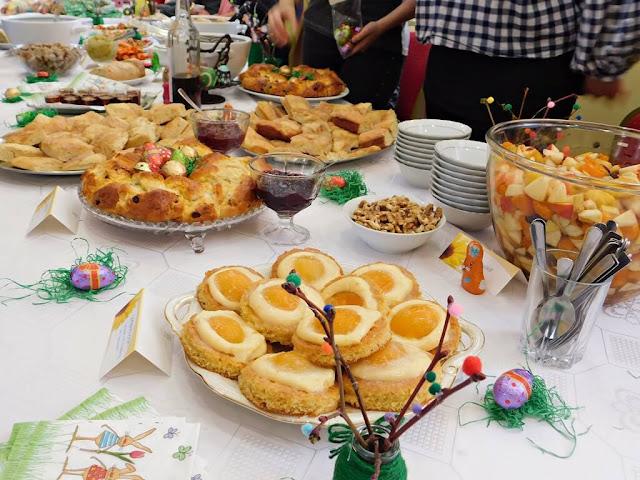 wypieki wielkanocne, potrawy świąteczne, Nowe Kramsko w gminie Babimost
