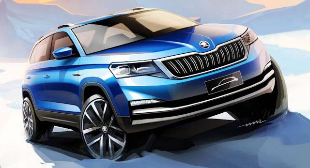 Beijing Auto Show, New Cars, Skoda, Skoda Kamiq