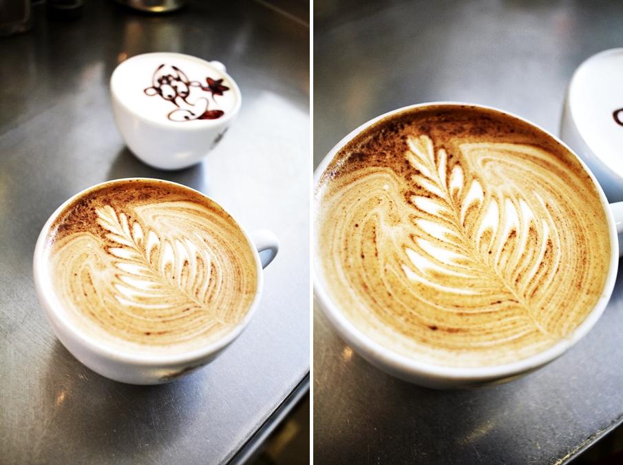 milch kaffe trinken davos kaffee klatsch