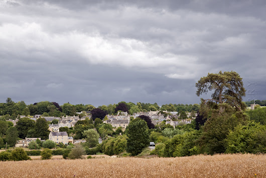 Photo journal of sorts: The Cotswolds - Charlbury