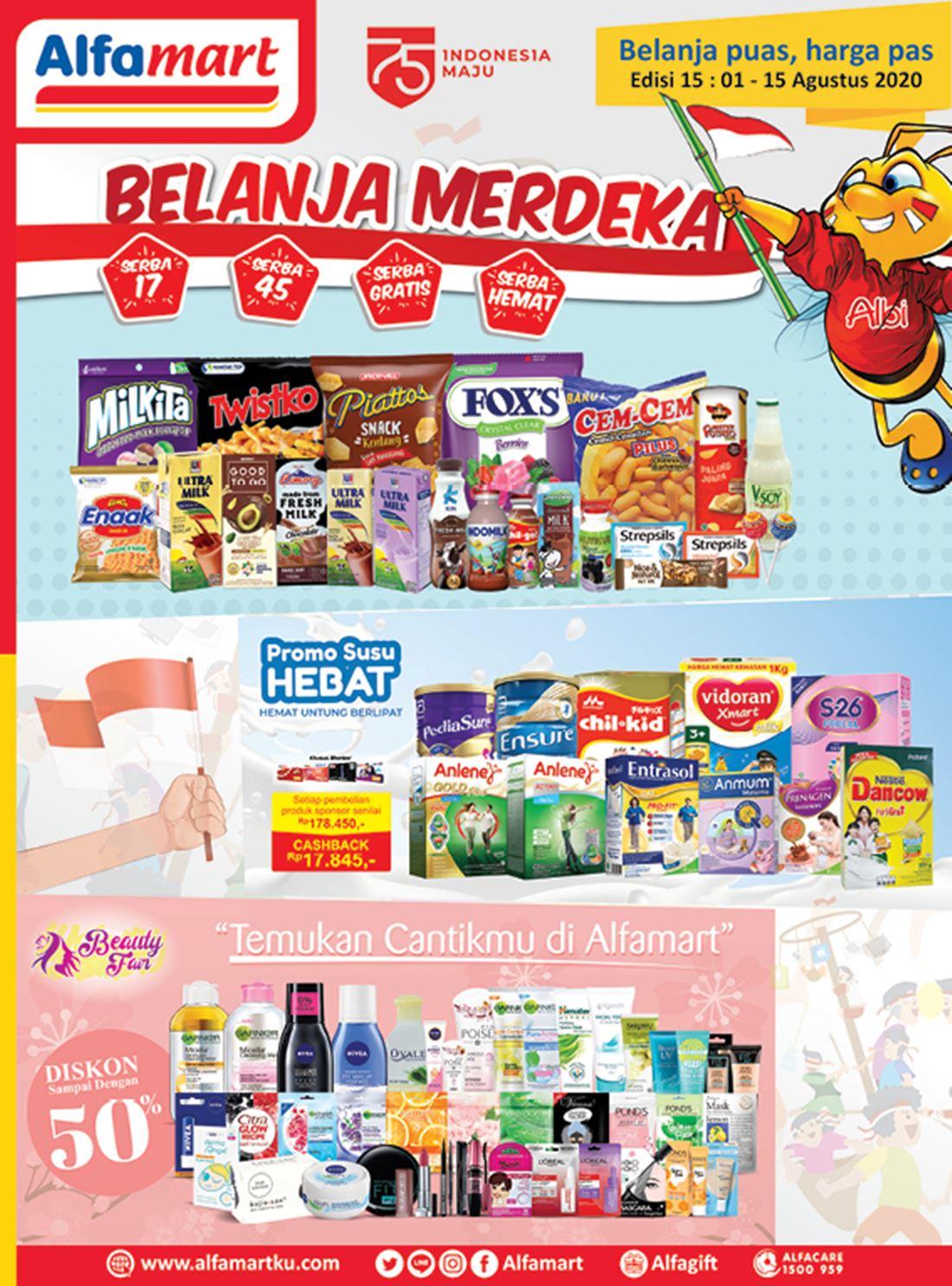 Hargapromo Net Katalog Promosi Alfamart Terbaru 16 30 November 2020