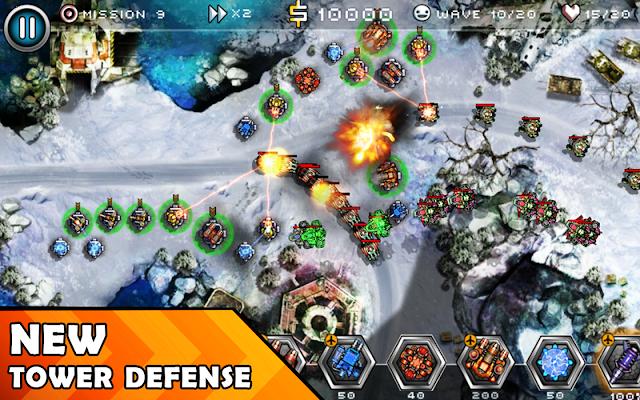 Tower Defense Zone 2 : Daftar Games Mobile (Android & iOS) Terbaru Pekan 22 - 28 Agustus 2016