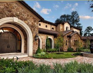 Fachadas de casas fotos de fachadas de casas de pueblo for Fachadas de bardas para casas pequenas