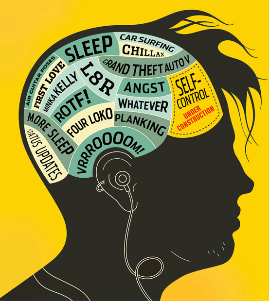For Teenage Brains Importance Of >> Teen Brains And Getting Them To Do Things Why Limiting The Number