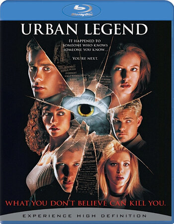 Urban Legend (1998) Dual Audio Hindi 720p BluRay 850MB ESubs Movie Download
