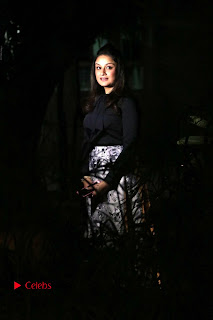 Actress Sonia Agarwal Stills in Black Top at Yevanavan Tamil Movie Audio Launch Event  0026.jpg