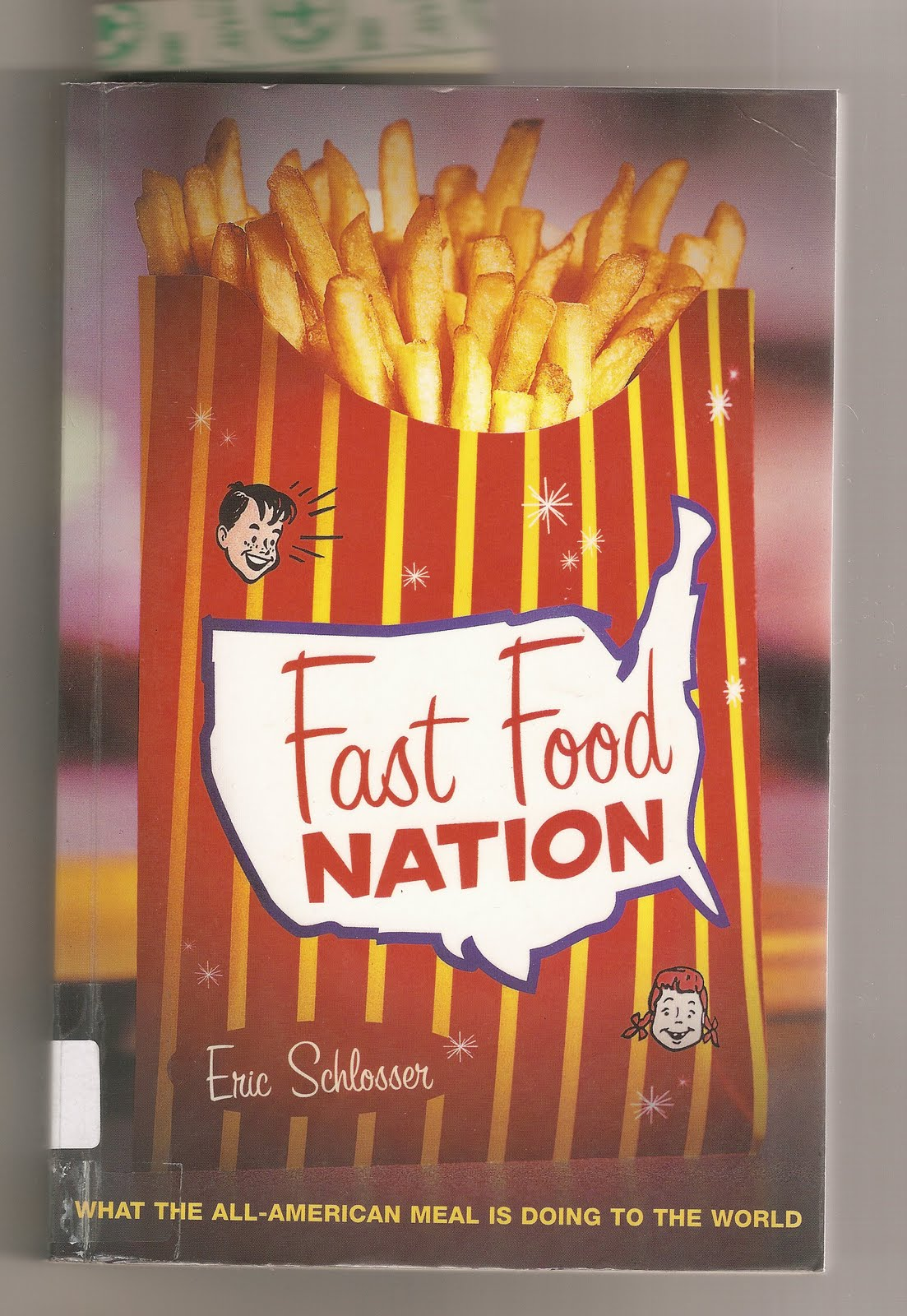 Quotes About Obesity In Fast Food Nation