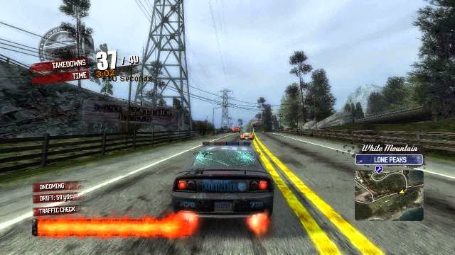 Burnout Paradise The Ultimate Box Free Download Game